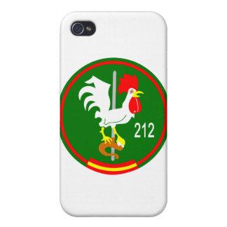 212 Edrón iPhone 4 Carcasa