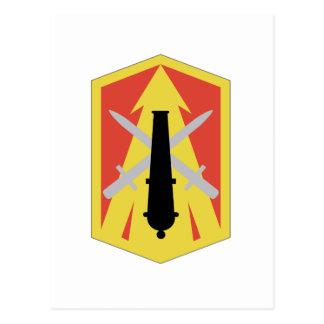 214th FIRES Brigade Postcard