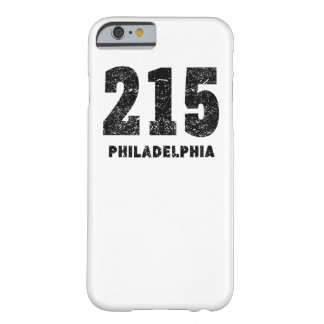 215 Philadelphia Distressed Barely There iPhone 6 Case