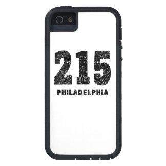 215 Philadelphia Distressed iPhone 5 Case