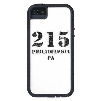 215 Philadelphia PA iPhone 5 Case