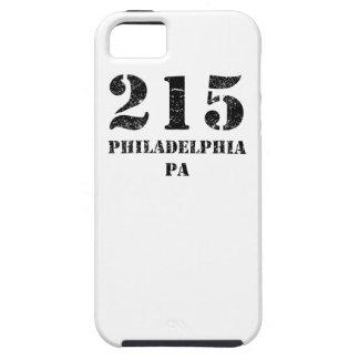 215 Philadelphia PA iPhone 5 Covers
