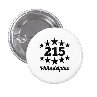 215 Philadelphia Pin Redondo 2,5 Cm