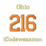 216 Cleveland Sudadera Con Capucha
