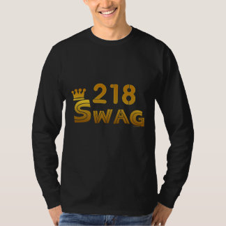 218 Minnesota Swag T-Shirt