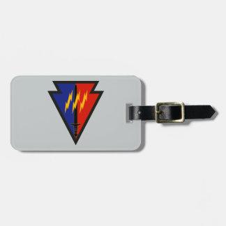 219th Battlefield Surveillance Brigade Tag For Luggage