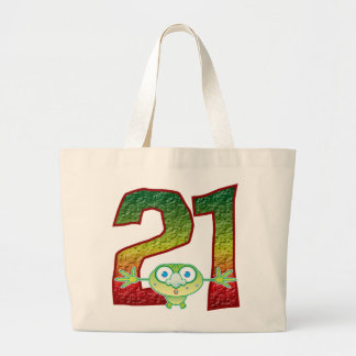 21 Age Ghoul Jumbo Tote Bag