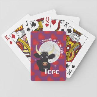 21 al 20 Giochi Aprile maggio di Toro carte Barajas De Cartas