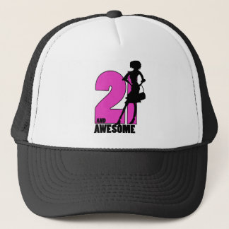 21 and Awesome Trucker Hat