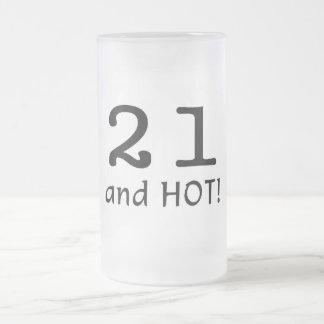 21 And Hot Mugs