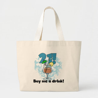 21 Buy Me a Drink T-shirts and Gifts Canvas Bag