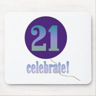 21 Celebrate Mouse Pad