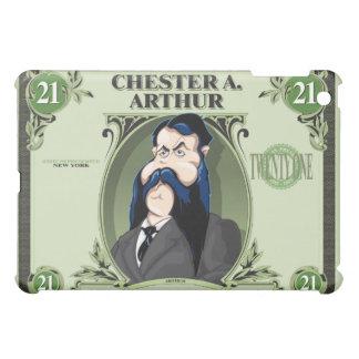 #21 Chester A. Arthur iPad 1 Case iPad Mini Case