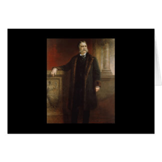 21 Chester A. Arthur Stationery Note Card