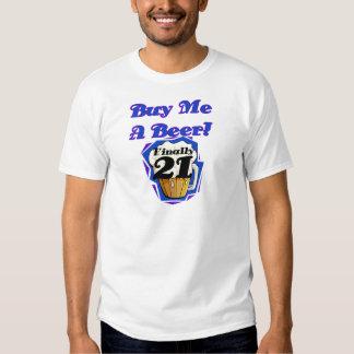 21 cómpreme las camisetas y los regalos de un playera