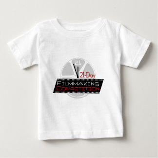 21-Day Filmmaking Competition Baby T-Shirt