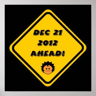 21 de diciembre de 2012 a continuación posters
