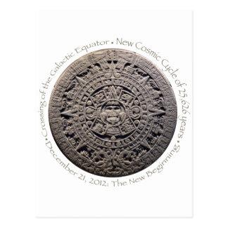 21 DE DICIEMBRE DE 2012: El nuevo principio Postales