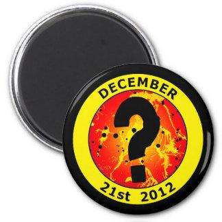 21 de diciembre de 2012 imán redondo 5 cm