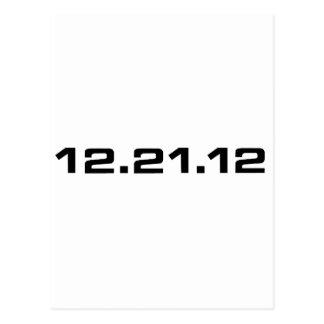 21 de diciembre de 2012 ropa tarjetas postales