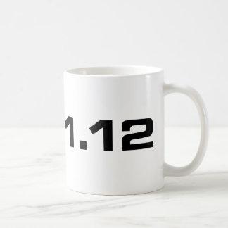 21 de diciembre de 2012 ropa tazas de café