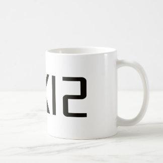 21 de diciembre de 2012 Y2K12 Taza De Café