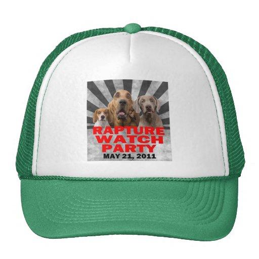21 de mayo de 2011 camisa del fiesta del reloj del gorro de camionero
