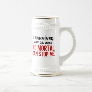 21 de mayo de 2011 ningún Mortal puede pararme cer Tazas De Café