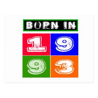 21 diseños del cumpleaños tarjetas postales