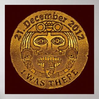 21. En diciembre de 2012 - día del juicio final -  Póster