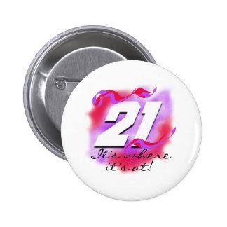 21 en donde está pin