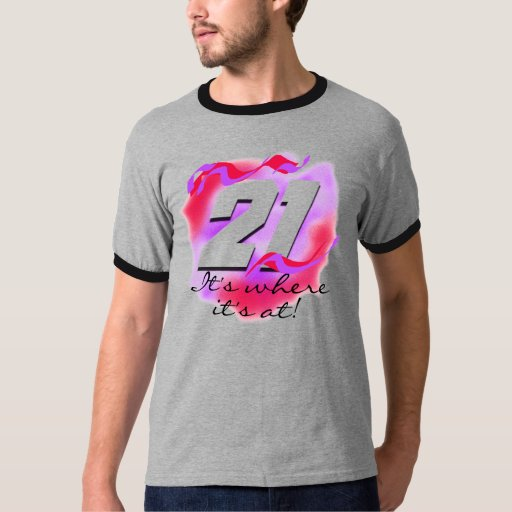 21 en donde está playera