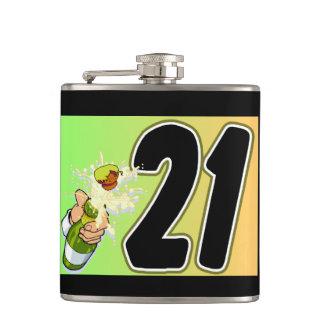 21 flask
