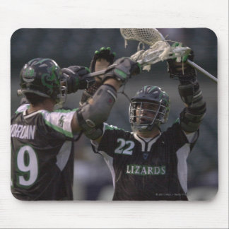 21 Jun 2001:  Terry Riordan #19  Long Mouse Pad