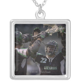 21 Jun 2001:  Terry Riordan #19  Long Silver Plated Necklace