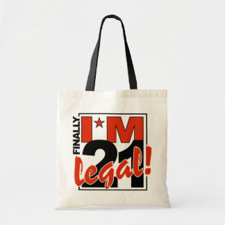 21 &  LEGAL bag - choose style & color