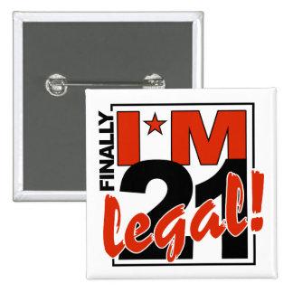 21 LEGAL button