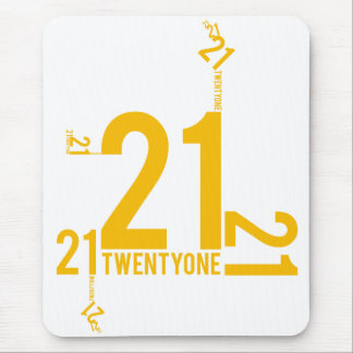 21 MOUSE PAD