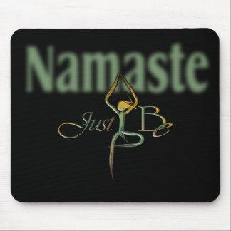 21 Namaste Mouse Pad