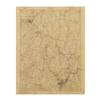 21 Norwich sheet Wood Wall Decor