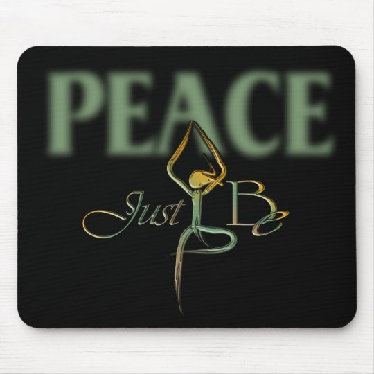 21 Peace Mouse Pad