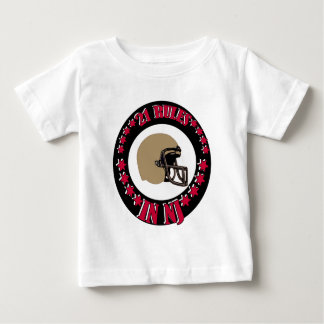 21 RULES IN NJ BABY T-Shirt