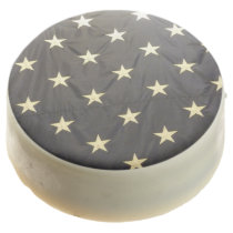 21 Stars, Elect Hillary from Chicago, Illinois '16 Chocolate Covered Oreo