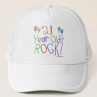 21 Year Olds Rock ! Trucker Hat
