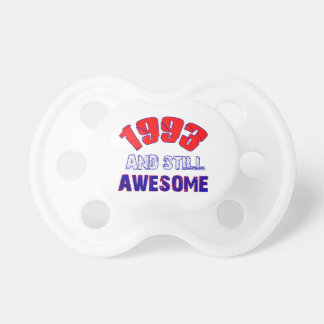 21 years Old birthday designs Pacifier