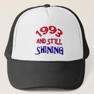 21 years Old birthday designs Trucker Hat