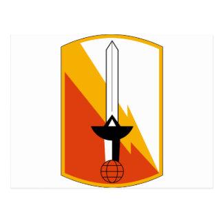 21ro Brigada de la señal Postales