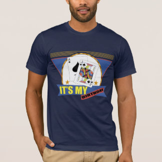 21ro Camiseta de los regalos de cumpleaños