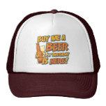 21ro Cerveza del cumpleaños Gorro