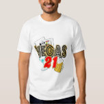 21ro cumpleaños de Vegas Playera